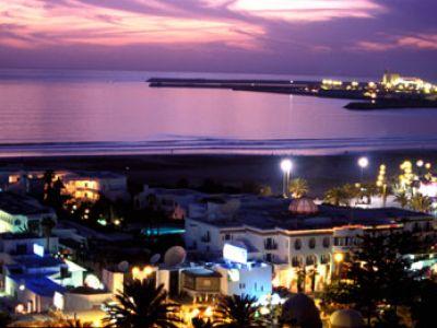 Описание и снимки на пристанище Агадир, Мароко от круизен маршрут