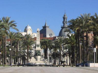 Описание и снимки на пристанище Картахена (Испания), Испания от круизен маршрут