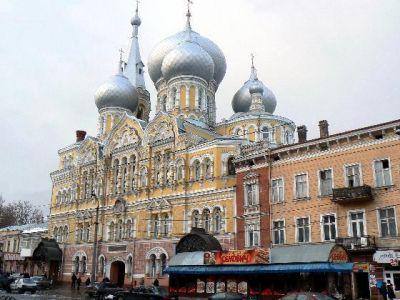 Описание и снимки на пристанище Одеса, Украйна от круизен маршрут