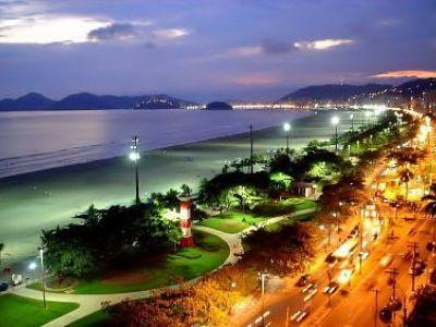Описание и снимки на пристанище Сантос, Бразилия от круизен маршрут