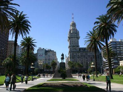 Описание и снимки на пристанище Монтевидео, Уругвай от круизен маршрут