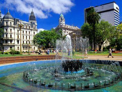 Описание и снимки на пристанище Буенос Айрес, Аржентина от круизен маршрут