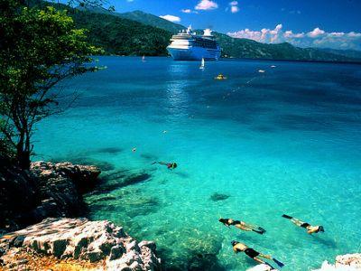Описание и снимки на пристанище Лабаде, Хаити от круизен маршрут