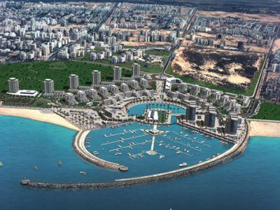 Описание и снимки на пристанище Ашдод, Израел от круизен маршрут