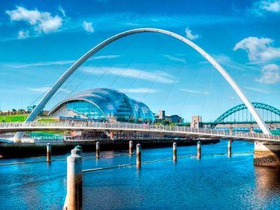 Описание и снимки на пристанище Нюкасъл, Обединеното кралство от круизен маршрут