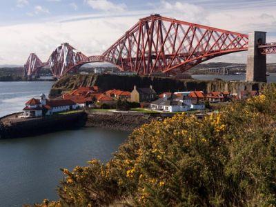 Описание и снимки на пристанище Саут Куинсфери, Обединеното кралство от круизен маршрут