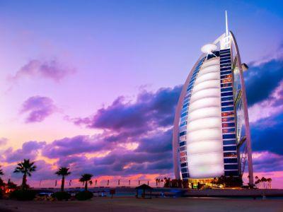 Описание и снимки на пристанище Дубай, Обединени арабски емирства от круизен маршрут