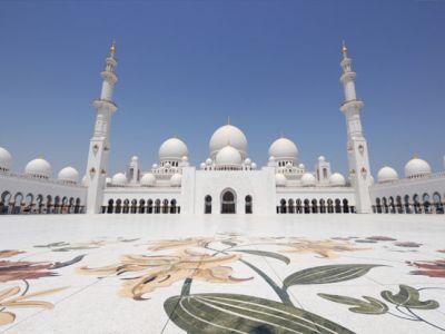 Описание и снимки на пристанище Абу Даби, Обединени арабски емирства от круизен маршрут