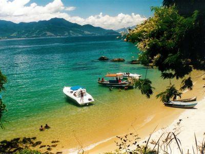 Описание и снимки на пристанище Иля Гранде, Бразилия от круизен маршрут