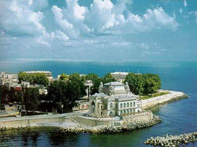 Описание и снимки на пристанище Констанца (Румъния), Румъния от круизен маршрут