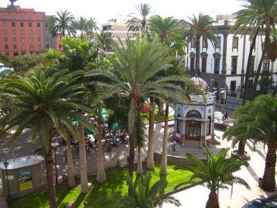 Описание и снимки на пристанище Лас Палмас, Испания от круизен маршрут