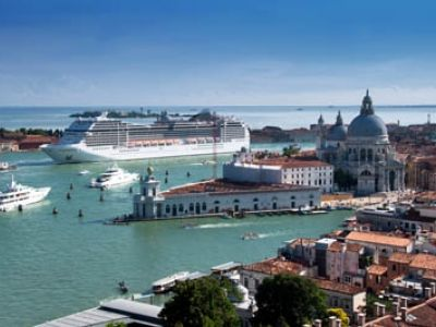 Описание и снимки на пристанище Венеция, Италия от круизен маршрут