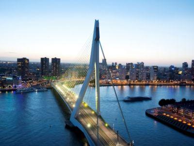 Описание и снимки на пристанище Ротердам, Холандия от круизен маршрут