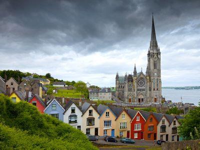 Описание и снимки на пристанище Корк, Ирландия от круизен маршрут