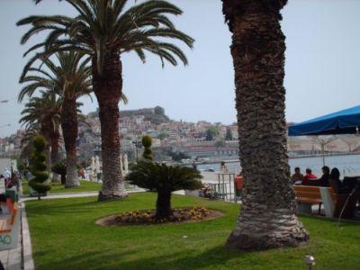 Описание и снимки на пристанище Кавала, Гърция от круизен маршрут