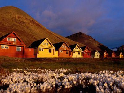 Описание и снимки на пристанище Лонгиърбиен (острови Свалбард и Ян Майен), Норвегия от круизен маршрут