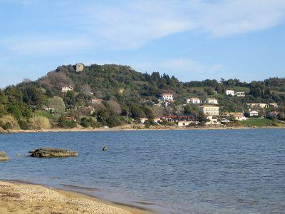Описание и снимки на пристанище Олимпия (Катаколон), Гърция от круизен маршрут