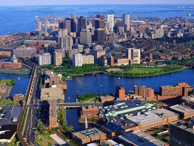 Описание и снимки на пристанище Бостън, САЩ от круизен маршрут