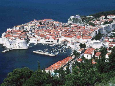 Описание и снимки на пристанище Дубровник, Хърватия (Хърватска) от круизен маршрут