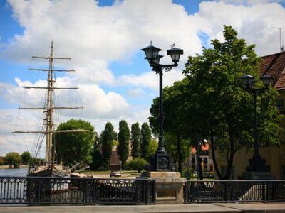 Описание и снимки на пристанище Клайпеда, Литва от круизен маршрут