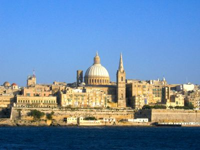 Описание и снимки на пристанище Валета, Малта от круизен маршрут