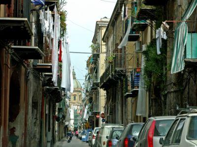 Описание и снимки на пристанище о-в Сицилия (Палермо), Италия от круизен маршрут
