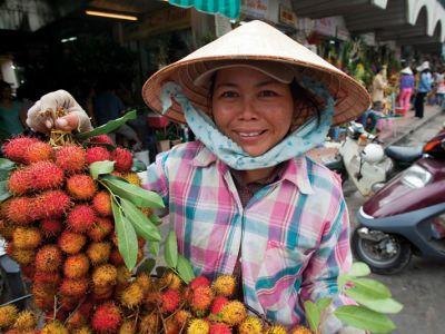 Описание и снимки на пристанище Хо Ши Мин, Виетнам от круизен маршрут