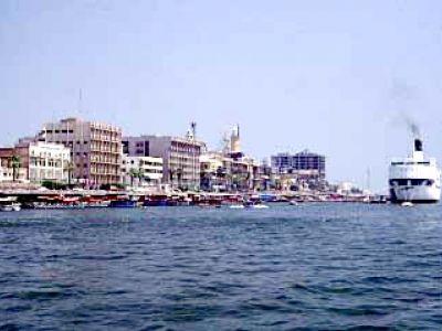 Описание и снимки на пристанище Порт Саид - транзит, Египет от круизен маршрут