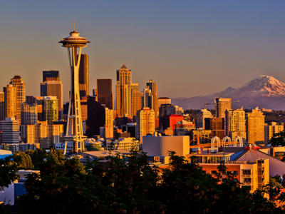 Описание и снимки на пристанище Сиатъл, САЩ от круизен маршрут