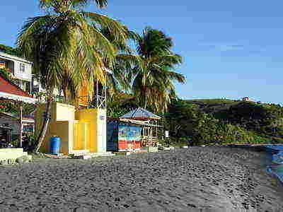 Описание и снимки на пристанище Розо, Доминика от круизен маршрут