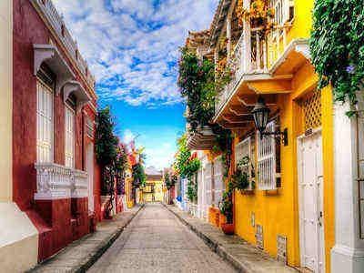 Описание и снимки на пристанище Картахена (Колумбия), Колумбия от круизен маршрут