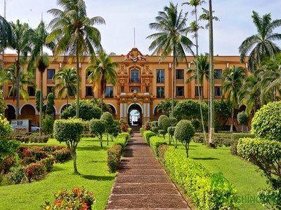 Описание и снимки на пристанище Колон, Панама от круизен маршрут