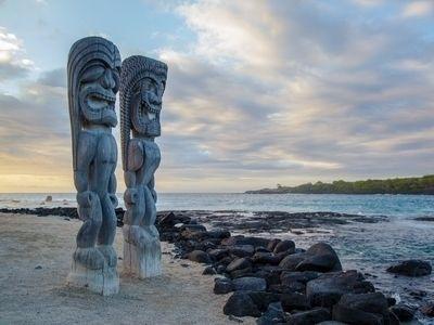 Описание и снимки на пристанище Хонолулу (остров Оаху - Хавай), САЩ от круизен маршрут