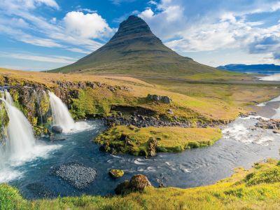 Описание и снимки на пристанище Грундарфьордюр, Исландия от круизен маршрут