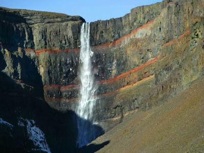 Описание и снимки на пристанище Сейдисфьордюр, Исландия от круизен маршрут