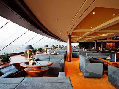 Круизен кораб MSC Splendida на MSC Cruises