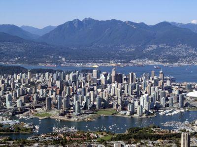 Описание и снимки на пристанище Ванкувър, Канада от круизен маршрут