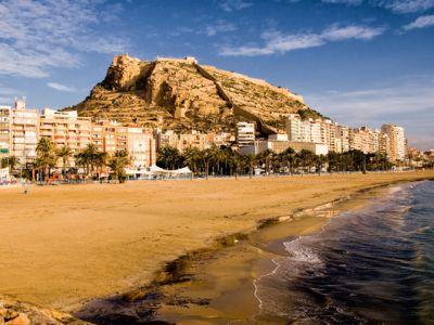 Описание и снимки на пристанище Аликанте, Испания от круизен маршрут