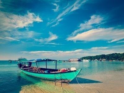 Описание и снимки на пристанище Сихануквил, Камбоджа от круизен маршрут