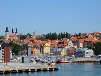Описание и снимки на пристанище Висбю, Швеция от круизен маршрут