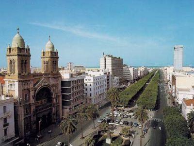 Описание и снимки на пристанище Тунис (Ла Гулет), Тунис от круизен маршрут