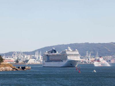 Круизен кораб MSC Musica на MSC Cruises