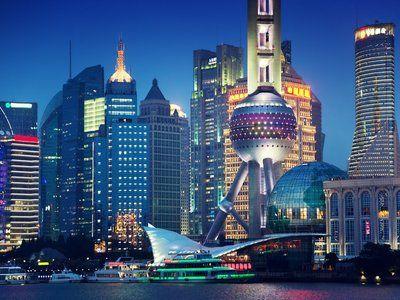 Описание и снимки на пристанище Шанхай, Китай от круизен маршрут