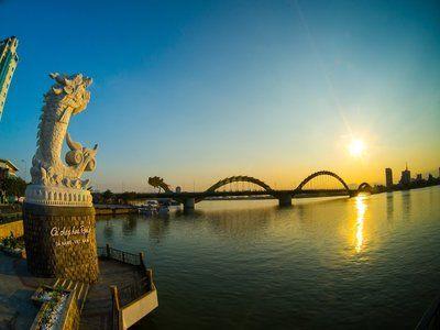Описание и снимки на пристанище Да Нанг, Виетнам от круизен маршрут