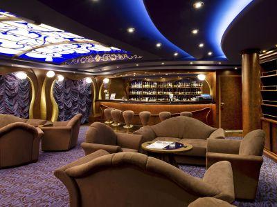 Круизен кораб MSC Divina на MSC Cruises
