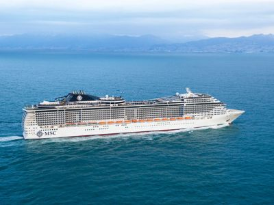 Круизен кораб MSC Preziosa на MSC Cruises