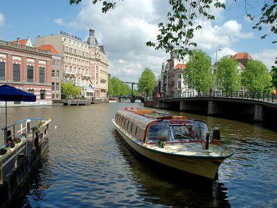 Описание и снимки на пристанище Амстердам, Холандия от круизен маршрут