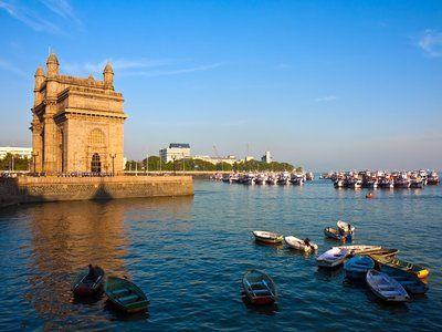 Описание и снимки на пристанище Мумбай, Индия от круизен маршрут