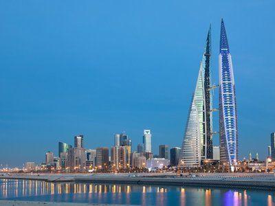 Описание и снимки на пристанище Бахрейн, Бахрейн от круизен маршрут