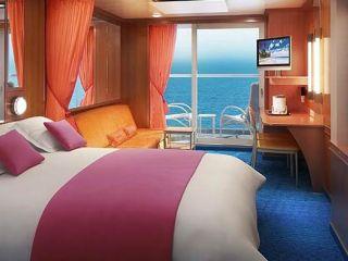 Описание на каюта Мини-апартаменти  - M1, MA, MB на круизен кораб Norwegian Jade – обзавеждане, площ, разположение
